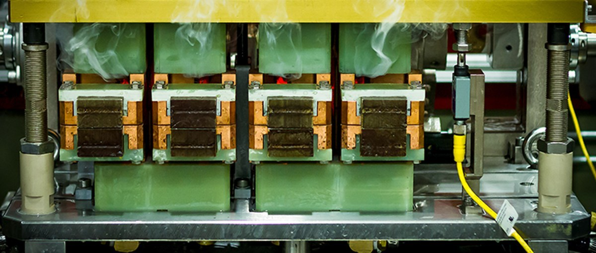 Inductoheat CamPro™ Stationary Induction Heat Treating For Camshafts