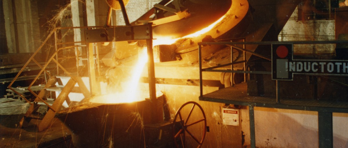 Inductotherm Coreless Holding Furnaces